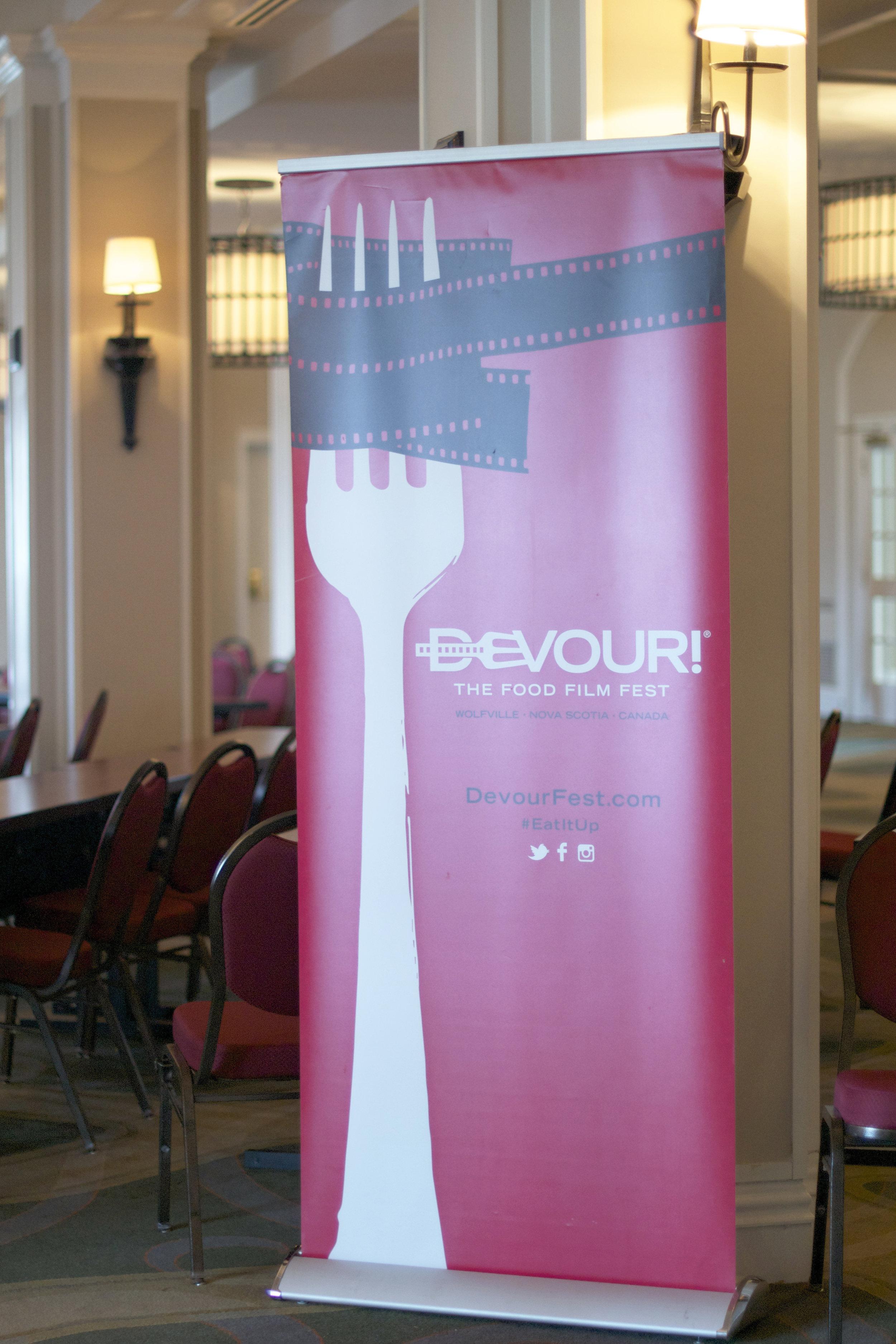 DEVOUR! The Food & Film Fest -