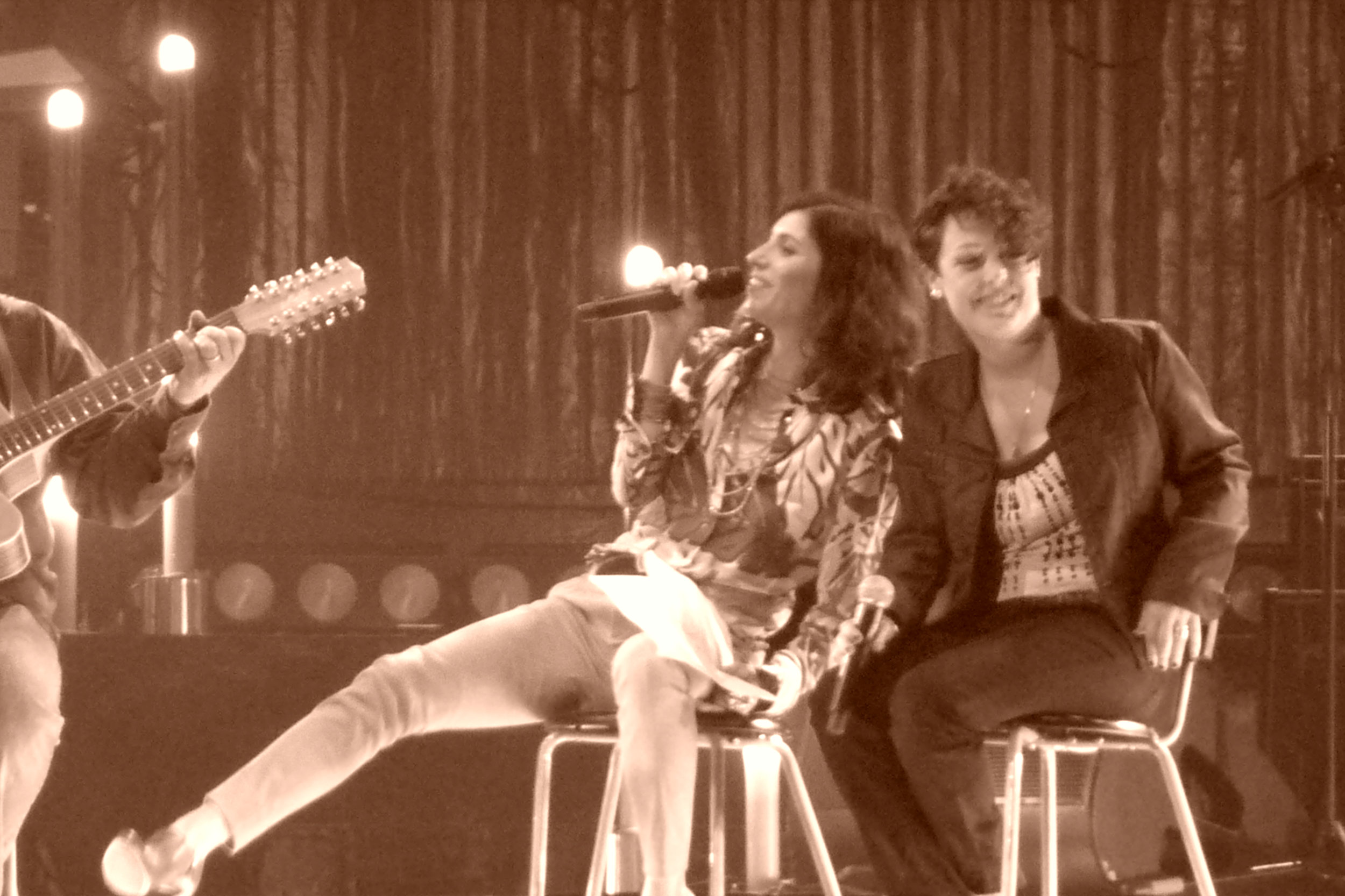 Giorgia - Spirito Libero Tour 2009