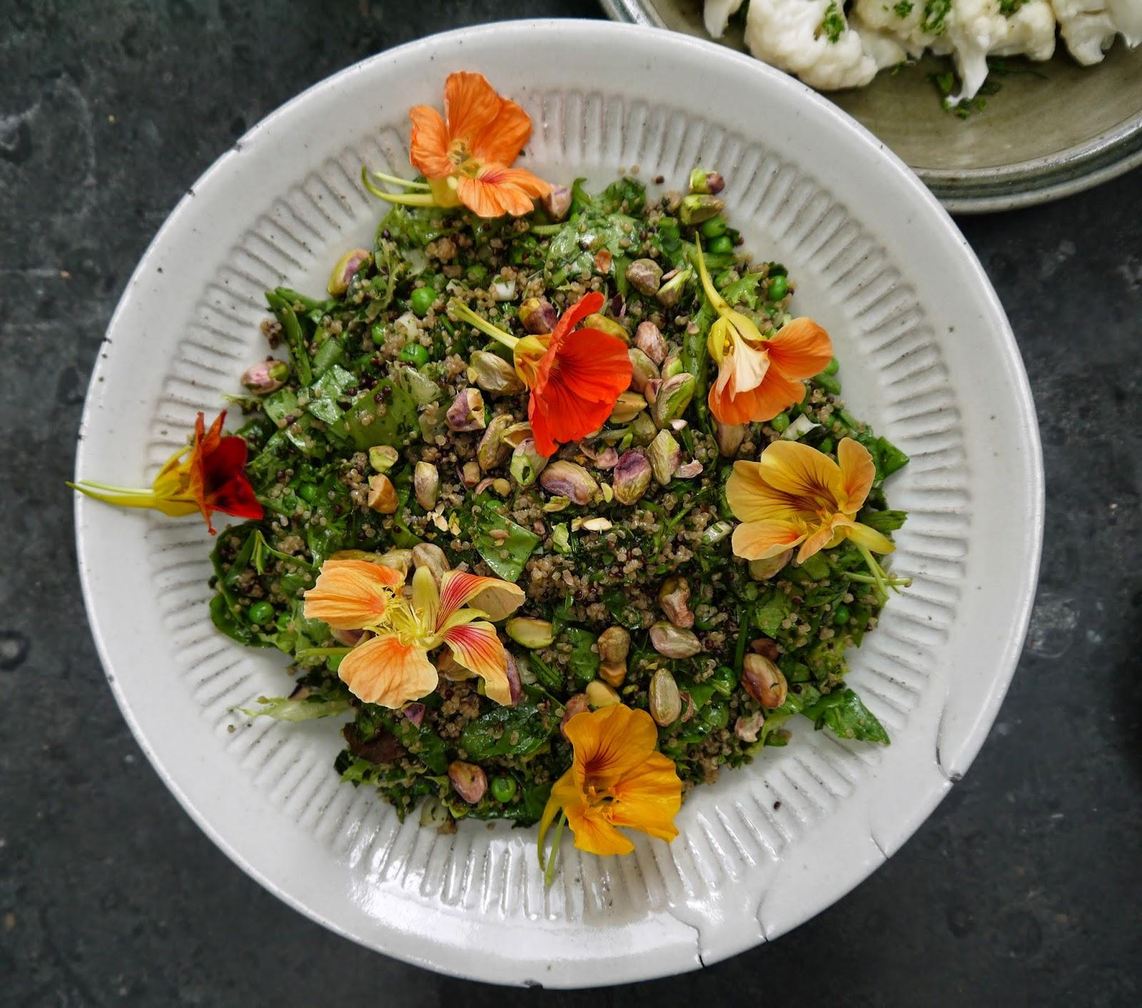 Delicious, nutritious food by rad.ish -