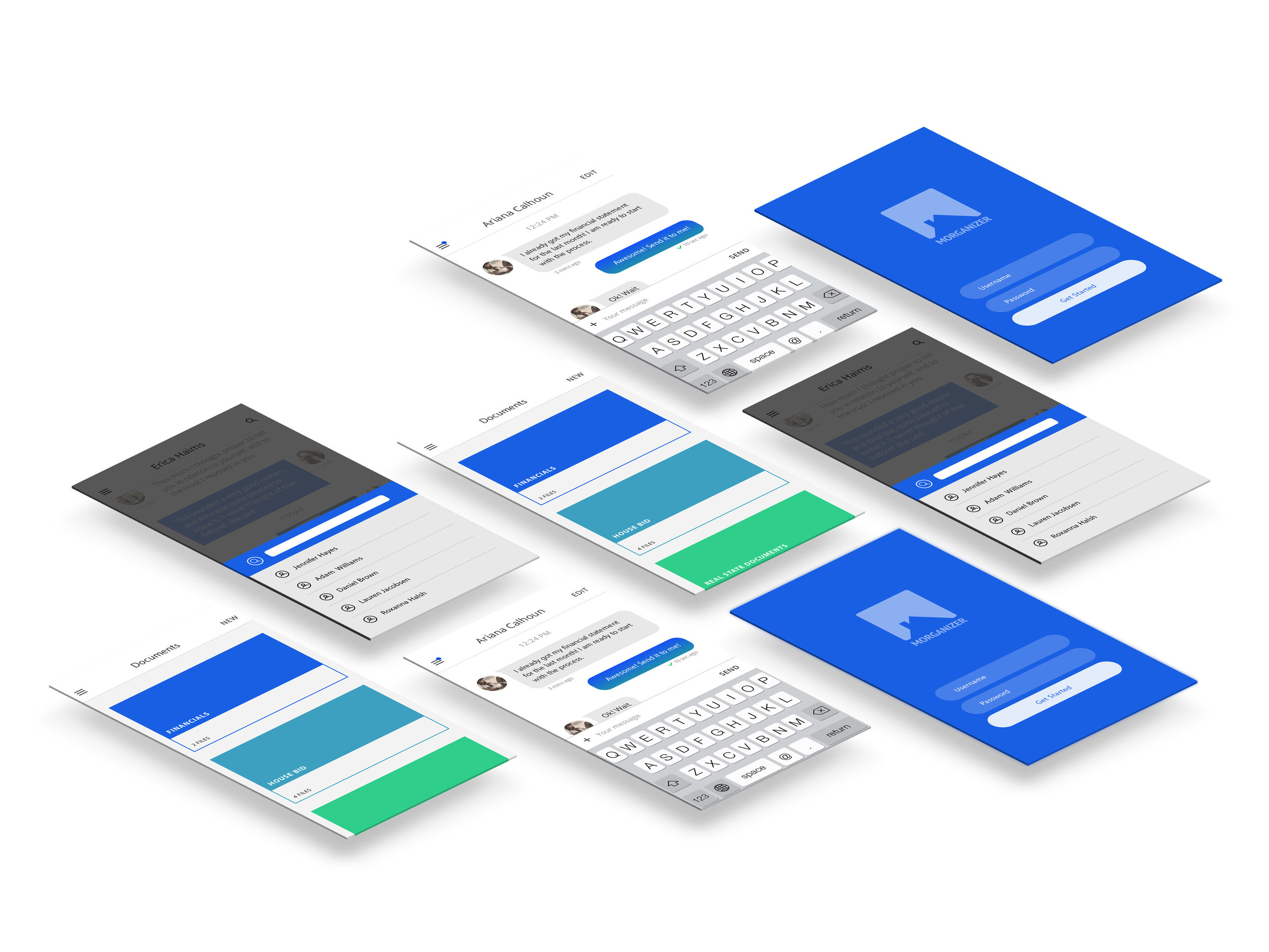 // Service design, UX design