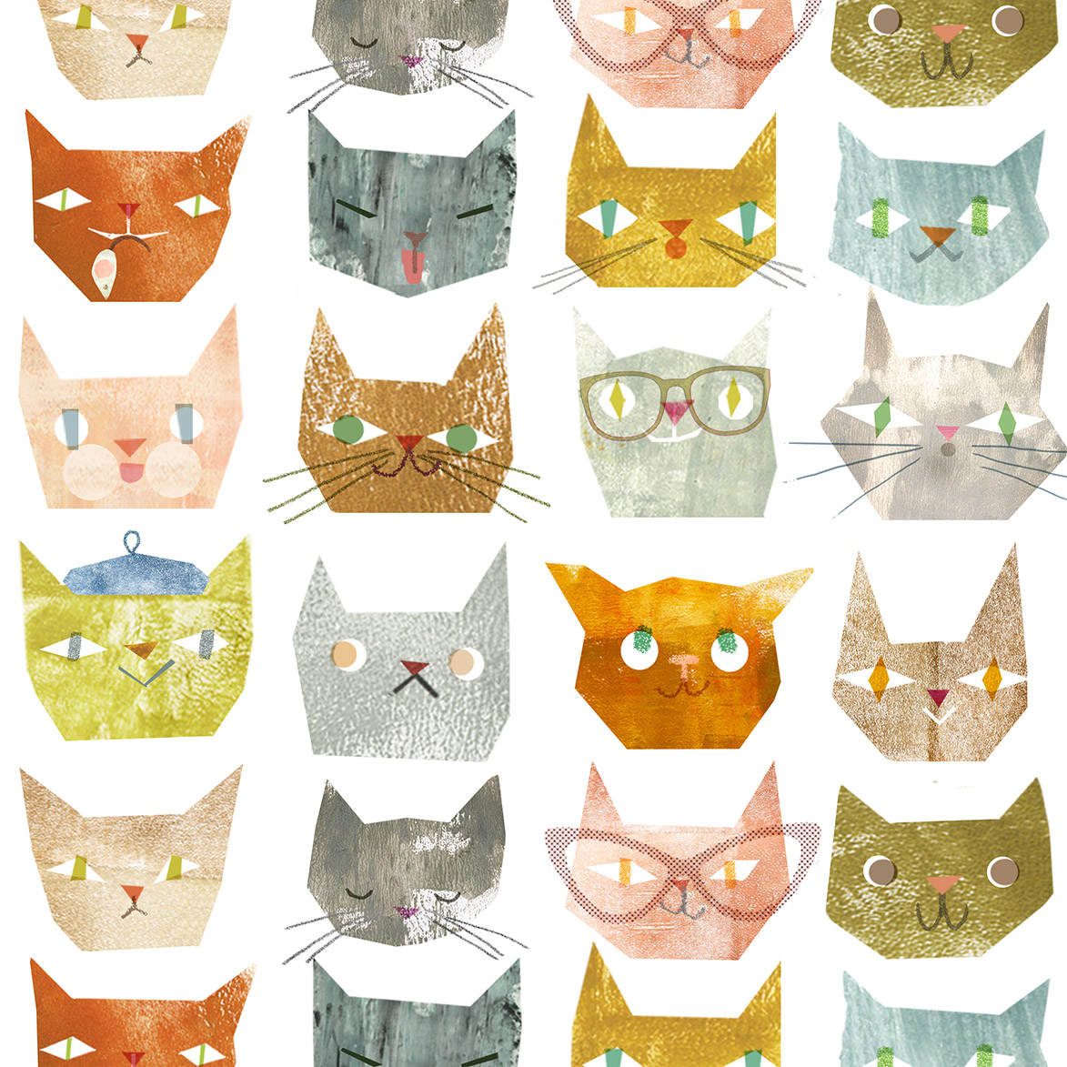 Smarty Cats | Faces