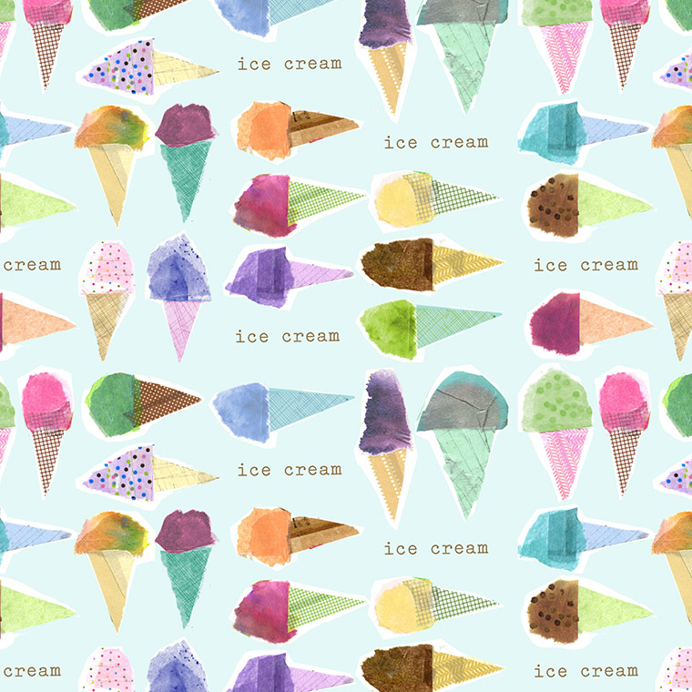 Sweet Treats | Ice cream all over