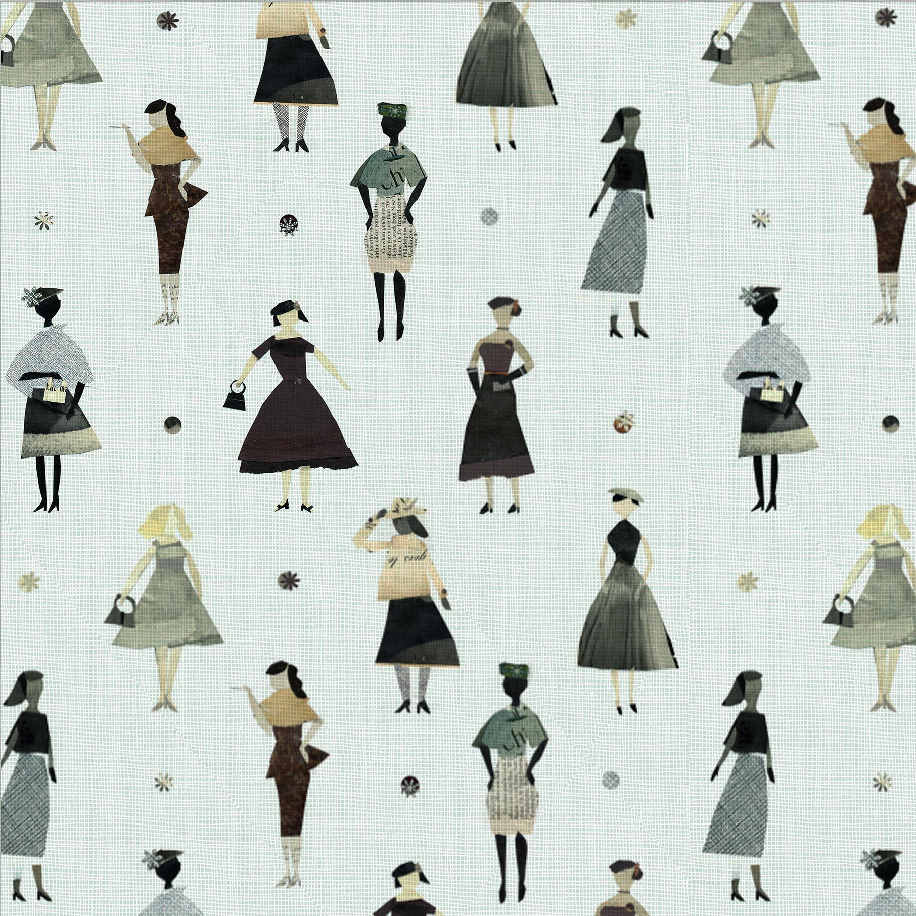 Vintage Dress Up | Ladies