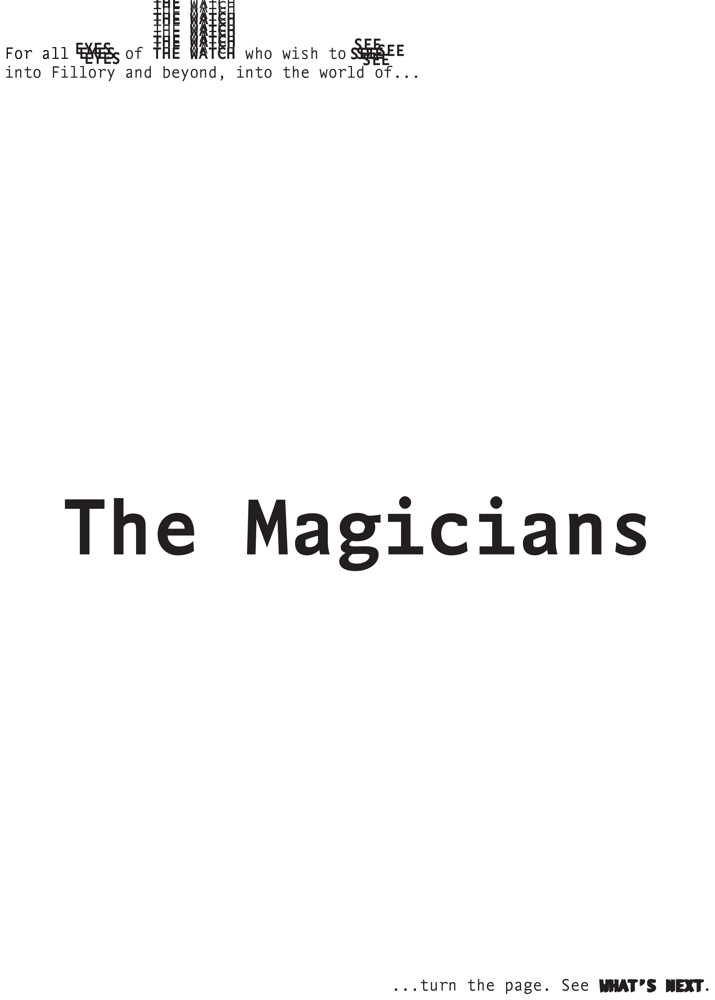 syfypedia the magicians title page.jpg