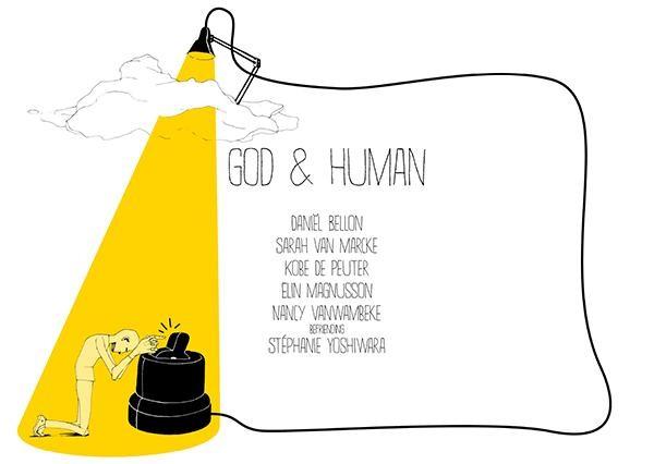 "Expo ""God & Human"" at InBetween Brussel -- Exhibition from 23.02.13 until 22.03.13 Elsensesteenweg - Chaussée d'Ixelles 211 - Brussels 1050"