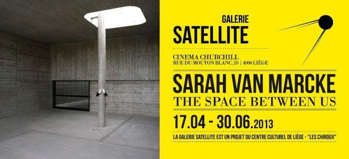 EXPO AT GALERIE SATELLITE LUIK
