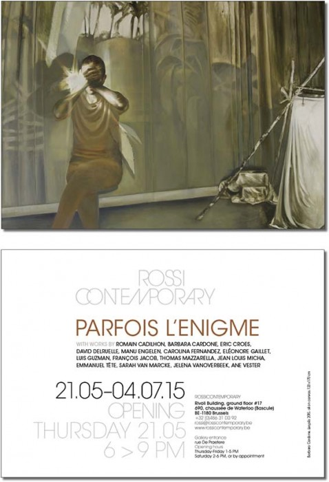 Group exhibition at Rossicontemporary