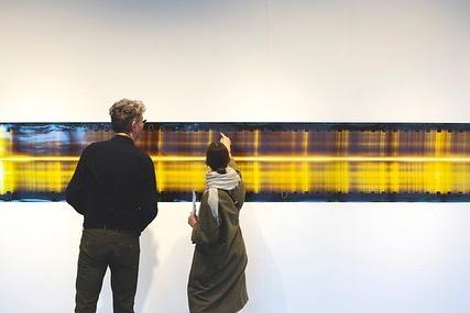 Some impressions of the opening of the 'Festival van de Controle', a #goupshow curated by @sarahvanmarcke and stilll.  #festivalofcontrol #CCHA#Hasselt a project by #sarahvanmarcke with the generous support of #ccha/cultuurcentrum, #miloprofi and  #lucaschoolofarts  Pictures by Pauline Poelmans  a #groupshow with:  #FrancisAlÿs (BE/MEX), #MéméBartels(NL), #RubenBellinkx (BE), #RoelienBrink (ZAF), StefanBrüggemann (MEX), Guy Cassiers (BE), ConstantDullaart (NL), Fischli & Weiss (CH), # KendellGeers (ZAF/BE), MaartenInghels (BE), MatthewLeifheit & #CynthiaTalmadge (US), #ArianeLoze (BE), #TausMakhacheva(RUS), #SimonMenner (DE), #ZachNader (US), The Office for Joint Administrative Intelligence (OJAI) - #ChrisDreier (DE) & #GaryFarrelly(IRL/BE), #AmaliaPica (ARG/UK), #AnnaïkLouPitteloud (CH/BE), #CorinnaSchnitt (DE), #RomanSigner(CH), #LisavanCasand (NL), #BenVandenBerghe (BE) & #AlexeyShlyk (RUS/BE), #ChaimvanLuit(NL), #SarahVanMarcke (BE), #RobWetzer (NL)  and:  solo show:  Sine Van Menxel Dries Segers  Exhibition from 24/03 to 16/06