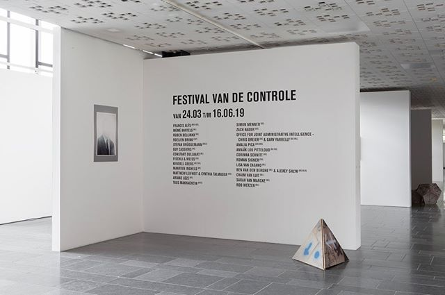 "vanavond/tonight/ce soir FINISSAGE Program: 7:30 pm: The Invisible Road - walk and performance of Maarten Inghels Departure and arrival at Hasselt Cultural Center 8:45 pm: ""Traces"" (duration 50 "") Concept, game and installation Patricia Goemaere Coach: Walter Janssens Text: Rudy Morren, Patricia Goemaere Production: Verbeke Foundation & Timboektoe vzw Admission: free  Registration: inge.houben@ccha.be 21h30: Cocktail                                 The exhibition is still open until next Sunday  #festivalofcontrol#CCHA #groupshow with: #FrancisAlÿs(BE/MEX), #MéméBartels(NL), #RubenBellinkx(BE), #RoelienBrink(ZAF), StefanBrüggemann (MEX), Guy Cassiers (BE), ConstantDullaart (NL), Fischli & Weiss (CH), # KendellGeers (ZAF/BE), MaartenInghels (BE), MatthewLeifheit & #CynthiaTalmadge(US), #ArianeLoze(BE), #TausMakhacheva(RUS), #SimonMenner (DE), #ZachNader(US), The Office for Joint Administrative Intelligence (OJAI) - #ChrisDreier (DE) & #GaryFarrelly(IRL/BE), #AmaliaPica(ARG/UK), #AnnaïkLouPitteloud(CH/BE), #CorinnaSchnitt (DE), #RomanSigner(CH), #LisavanCasand(NL), #BenVandenBerghe (BE) & #AlexeyShlyk (RUS/BE), #ChaimvanLuit(NL), #SarahVanMarcke(BE), #RobWetzer(NL)  and: solo show: Sine Van Menxel Dries Segers"