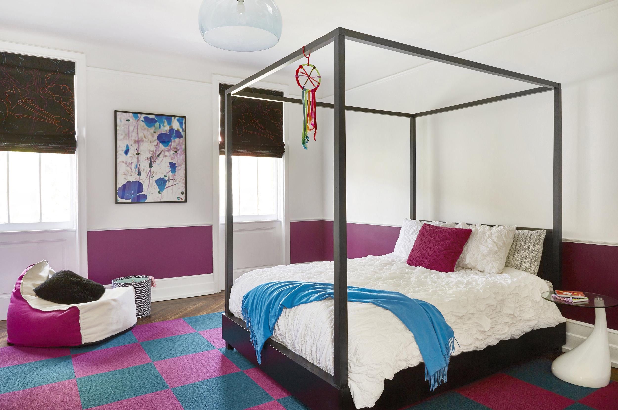 Teenage-Bedroom-Rainbow-Dreamcatcher-4-Post-Bed-JMorris-Design-Interior-Designer-Brooklyn-New-York-Online.jpg