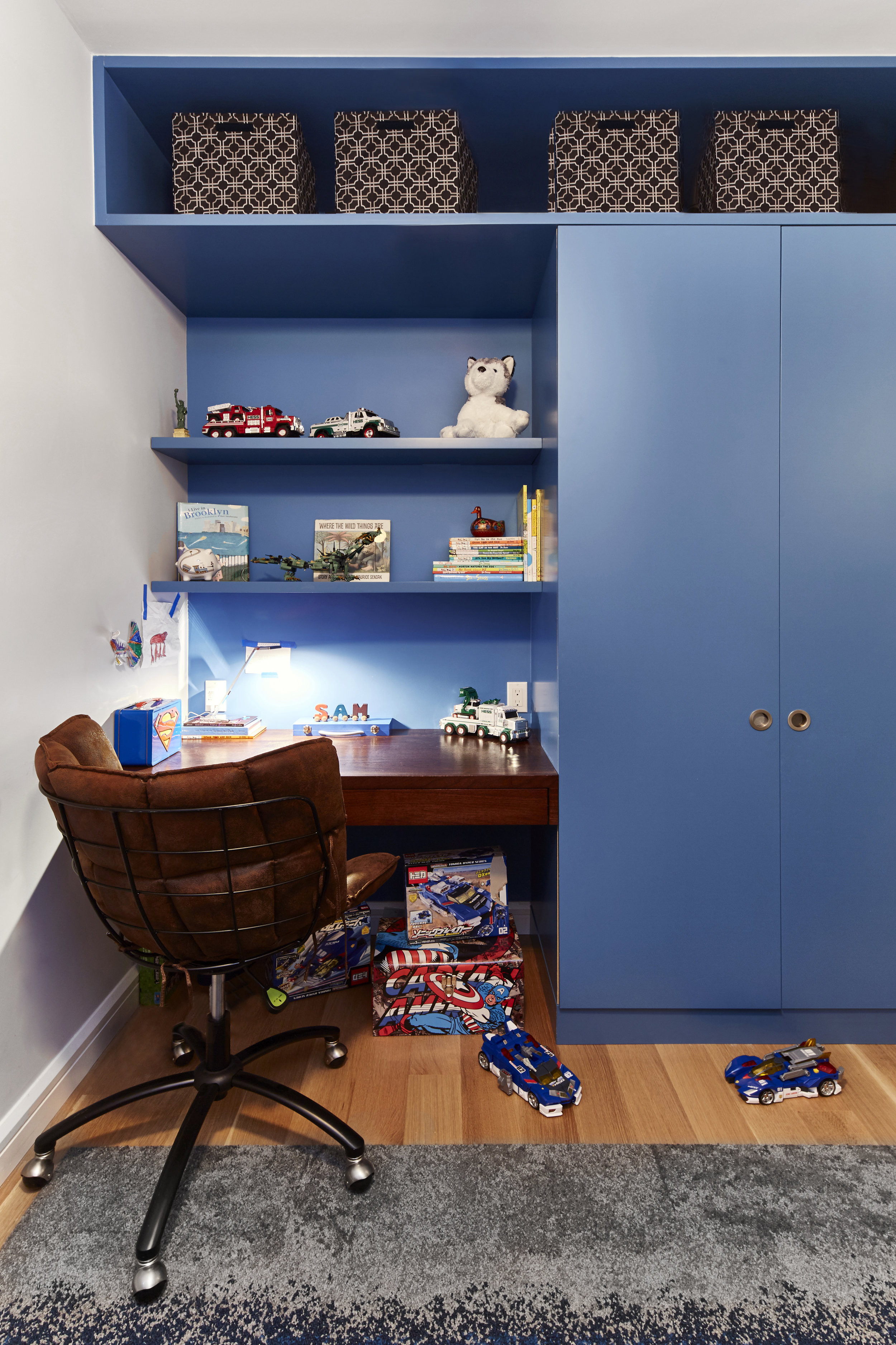 Blue-Boys-Bedroom-Built-In-Desk-Shelves-Leather-Chair-JMorrisDesign-Brooklyn-Interior-Designer.jpg