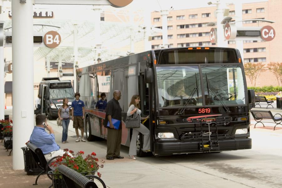 Regional Transit Development Plan