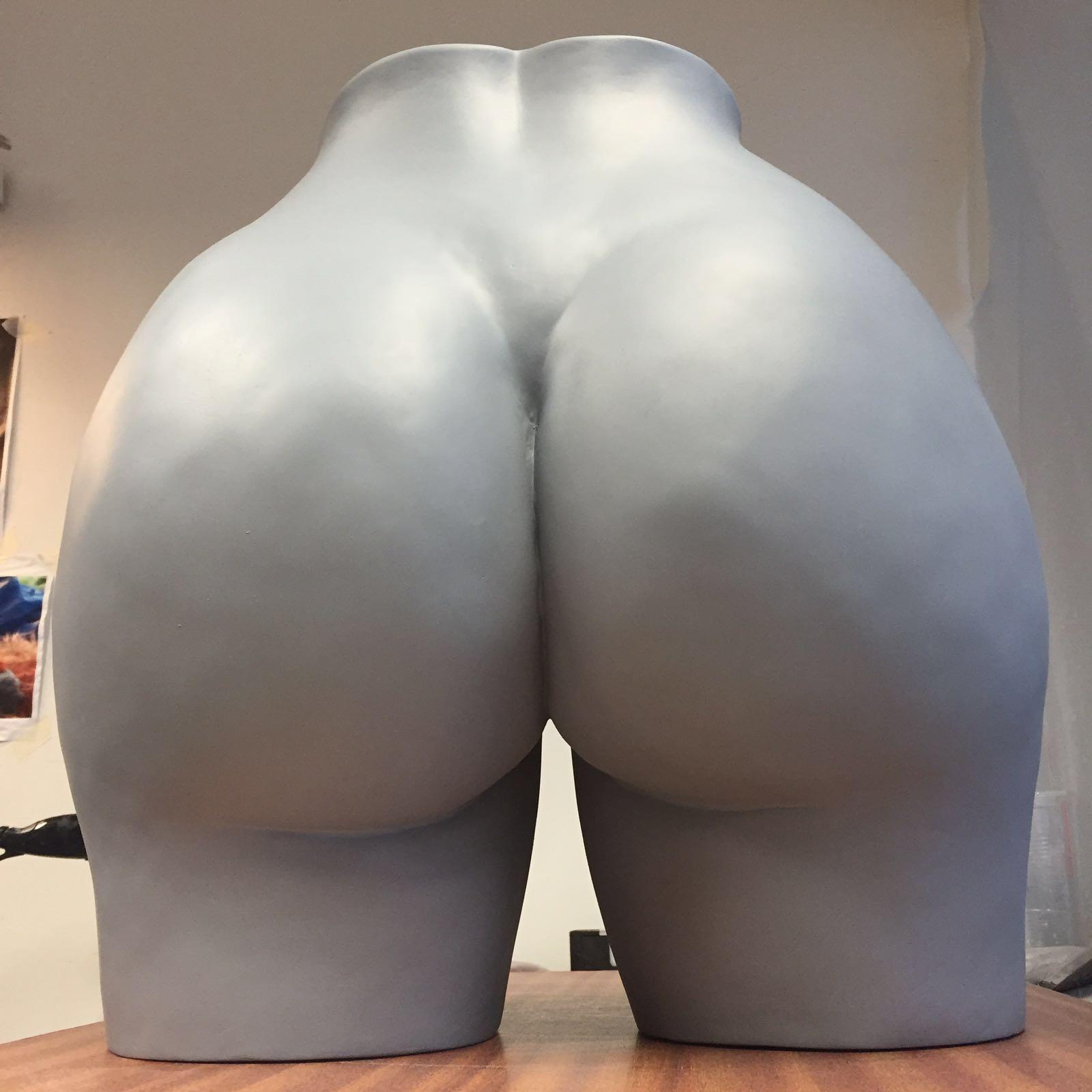Fibreglass bottom prop
