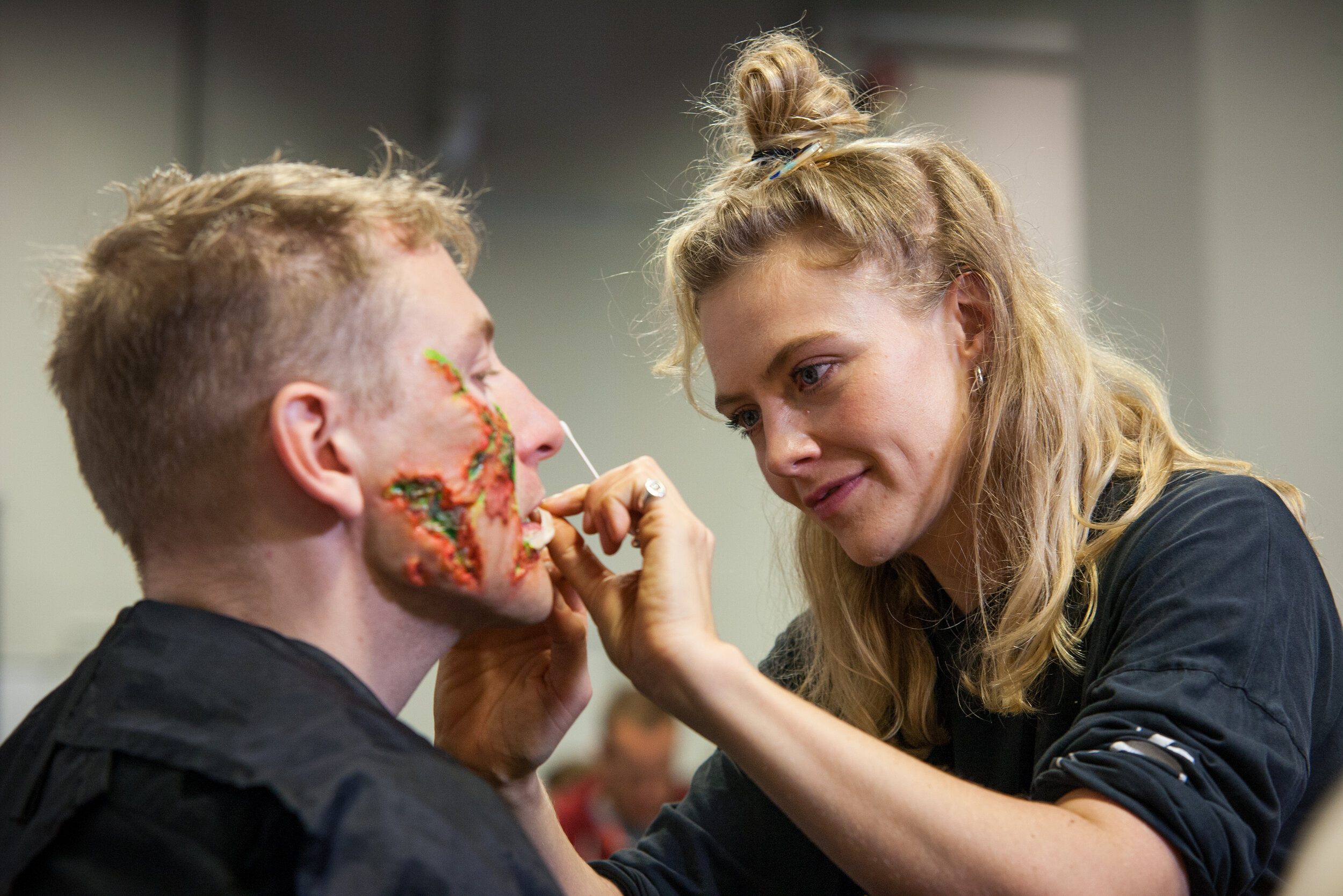 Prosthetics Special Makeup Effects