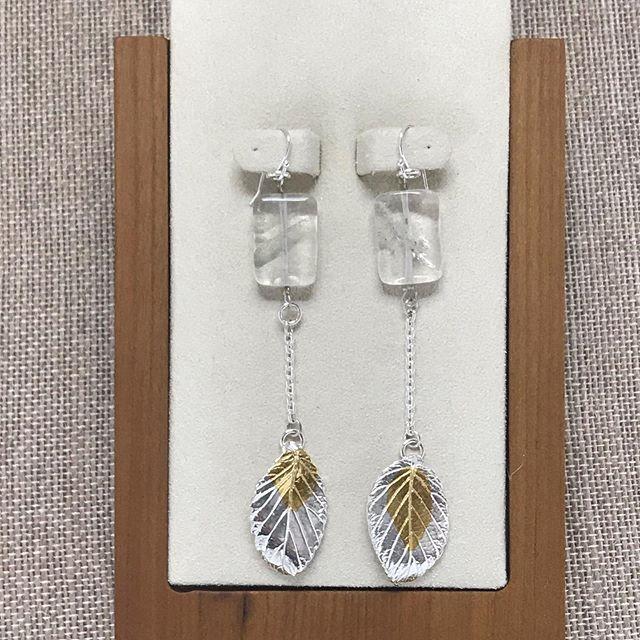 #earrings #sterlingandgold #leafearrings  #fashionjewelry #sterlingsilverjewelry #wearableart #silvercreations #handmadejewelry #moderndesign #jewelryart #jewelrylove #contemporaryjewelry #trendsetter #IGjewelry #jewelrylovers #highendjewelry #jewelrymaker #jewelrystyle #jewelrydesigner #handmadelove #originaljewelry #uniquejewelry #IGfashion #originalaccessories #creativejewelry #oneofakindjewelry #jewelryaddict #jewelrytrends