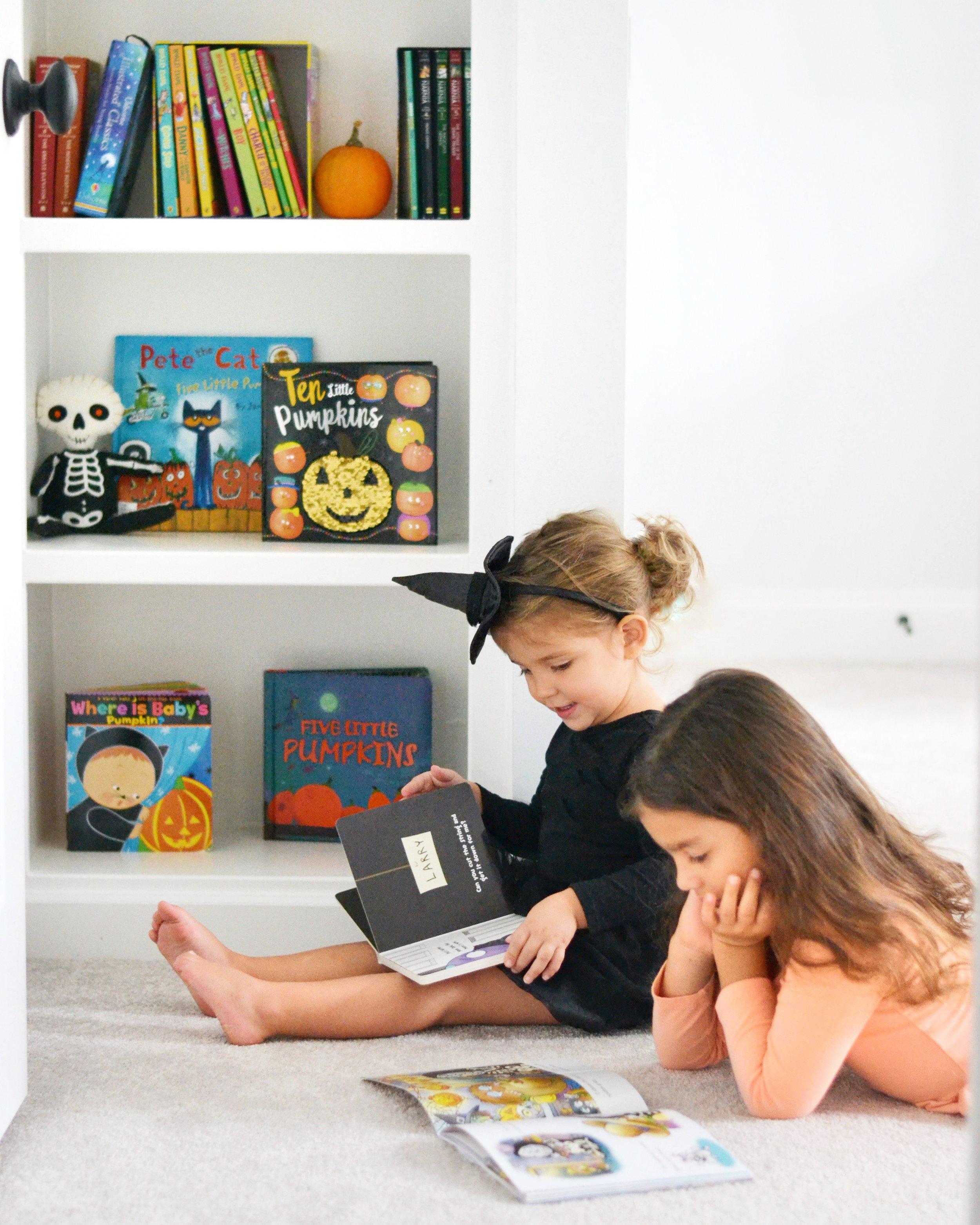 Best Children's Halloween Books 2018