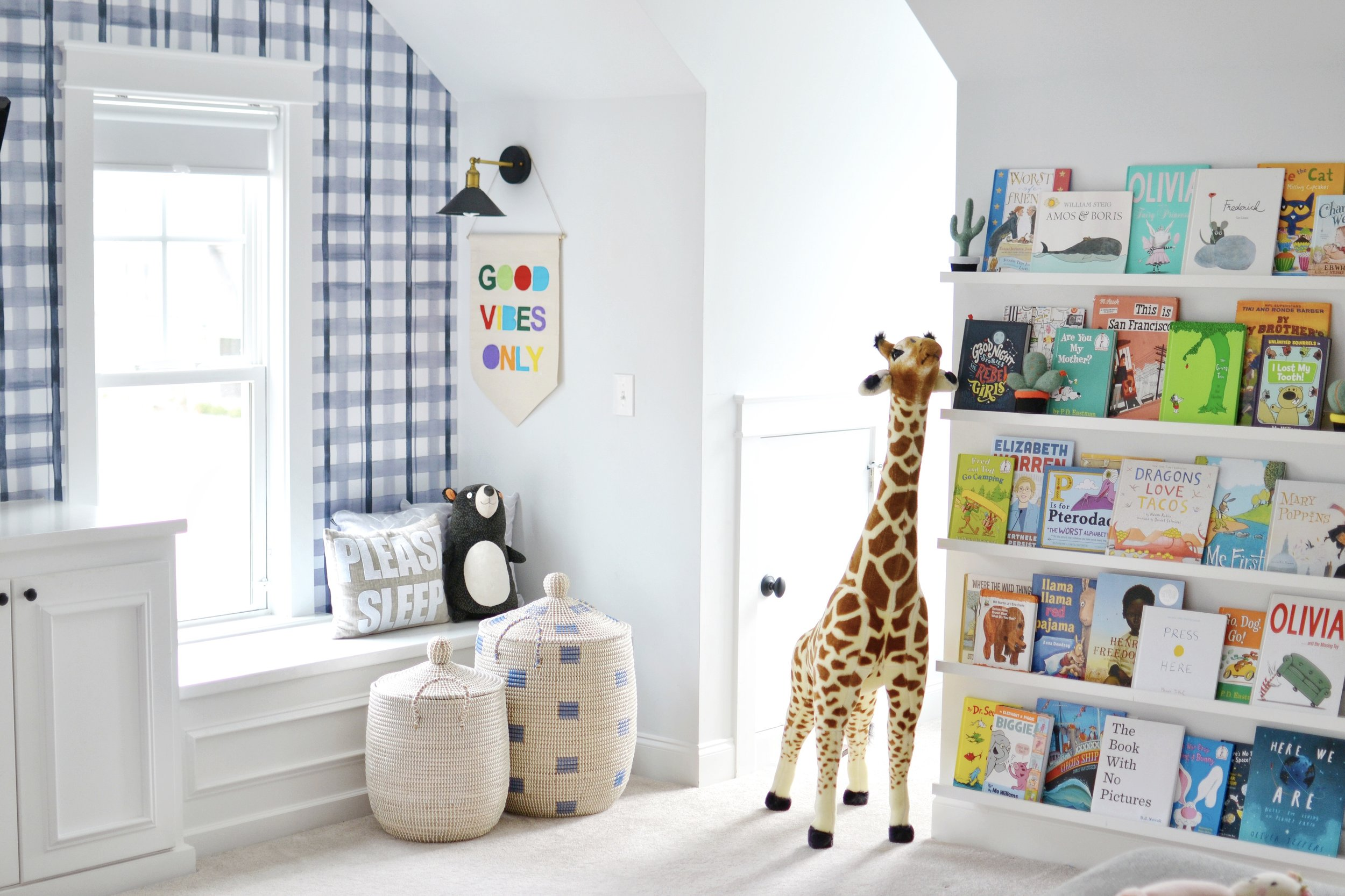 Our Home: The Playroom, for preschoolers to teens