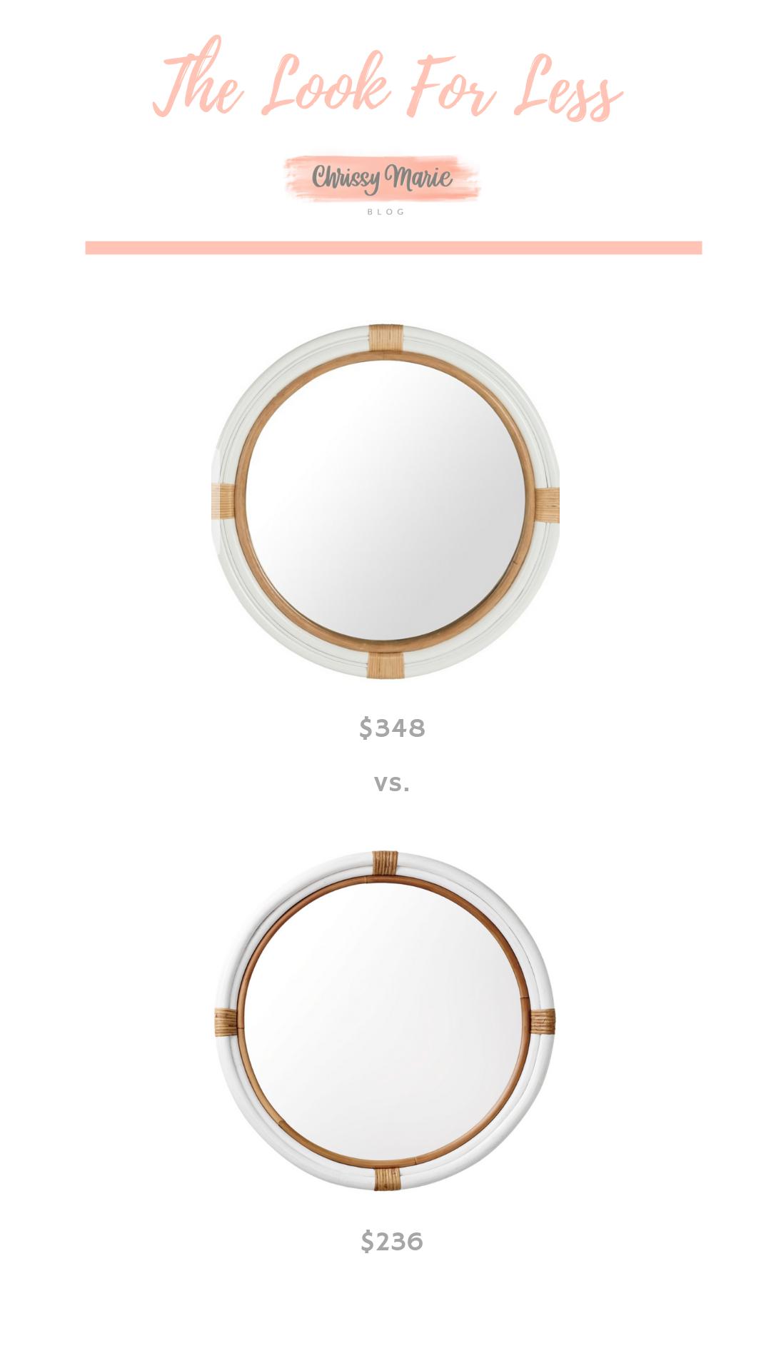 Serena and Lily Montara Mirror... Save or Splurge?