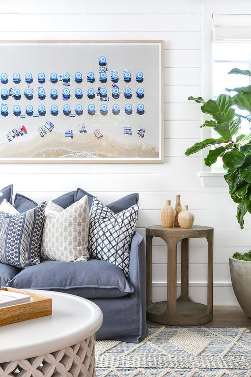 How to Make Your Own Affordable Oversized Beach Art