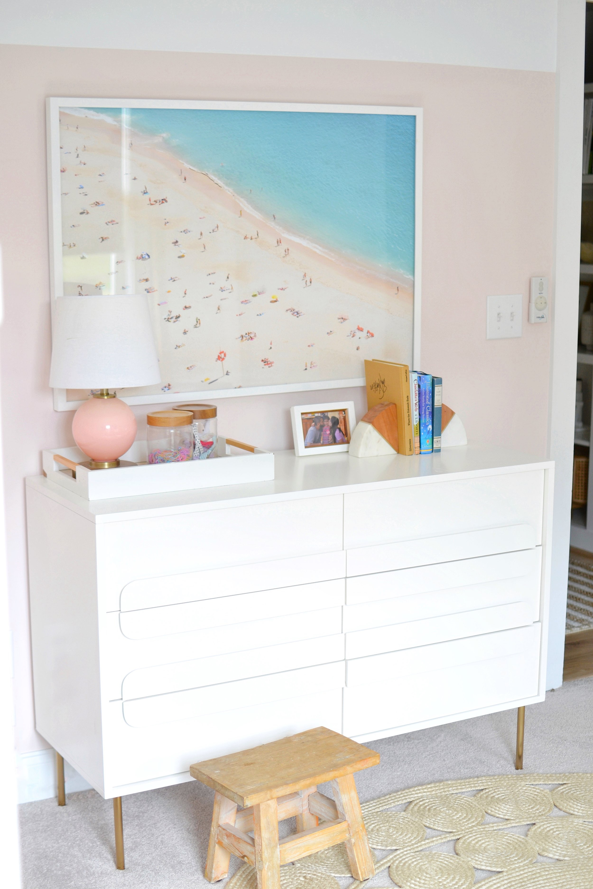 How to Affordably Own Your Own Oversized Beach Art