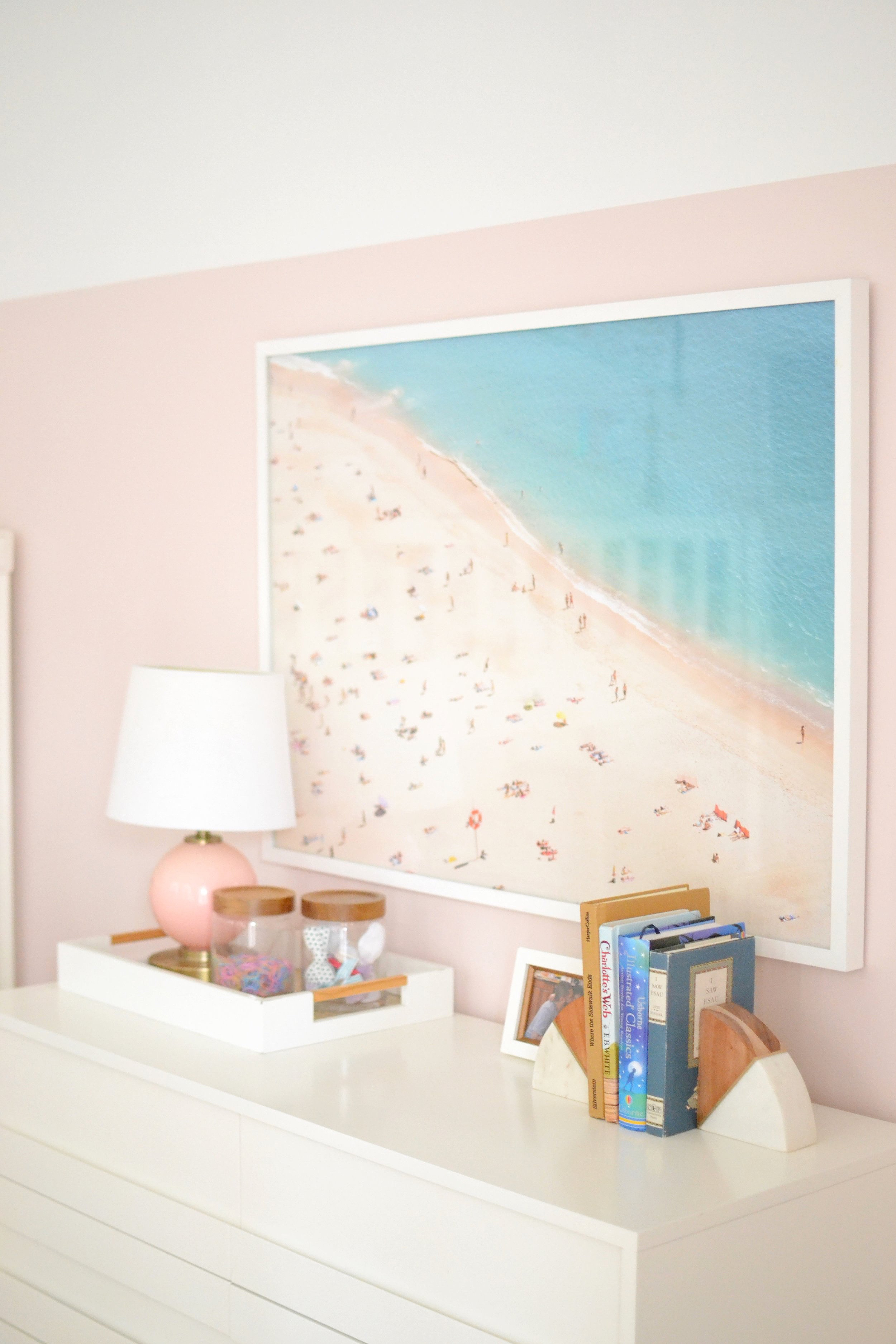 How to Find Affordable Oversized Beach Art