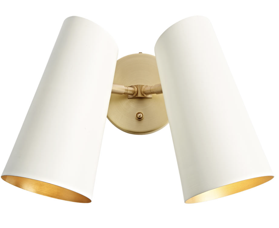 Sconce Cypress Double