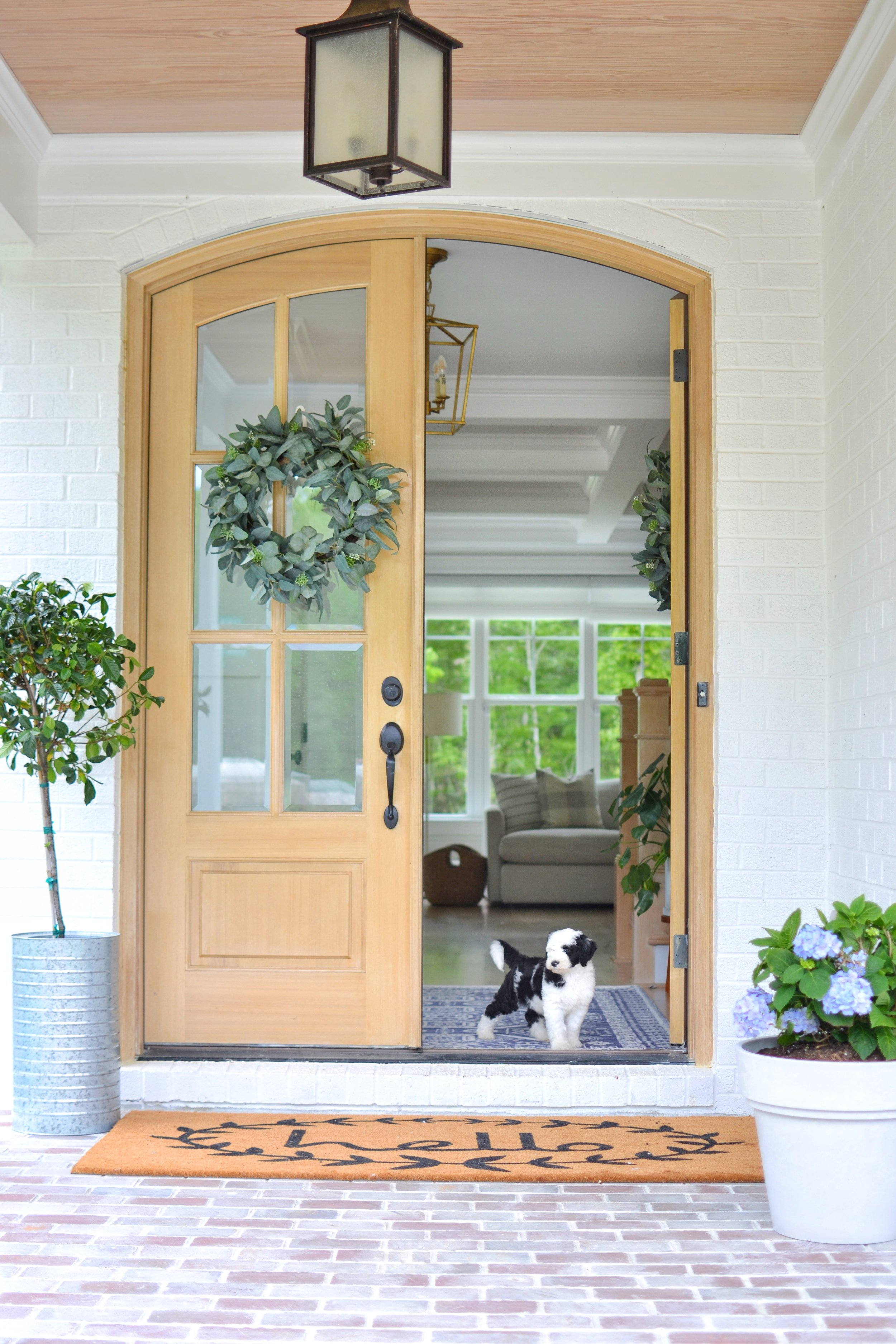 Front Porch Questions Answered!