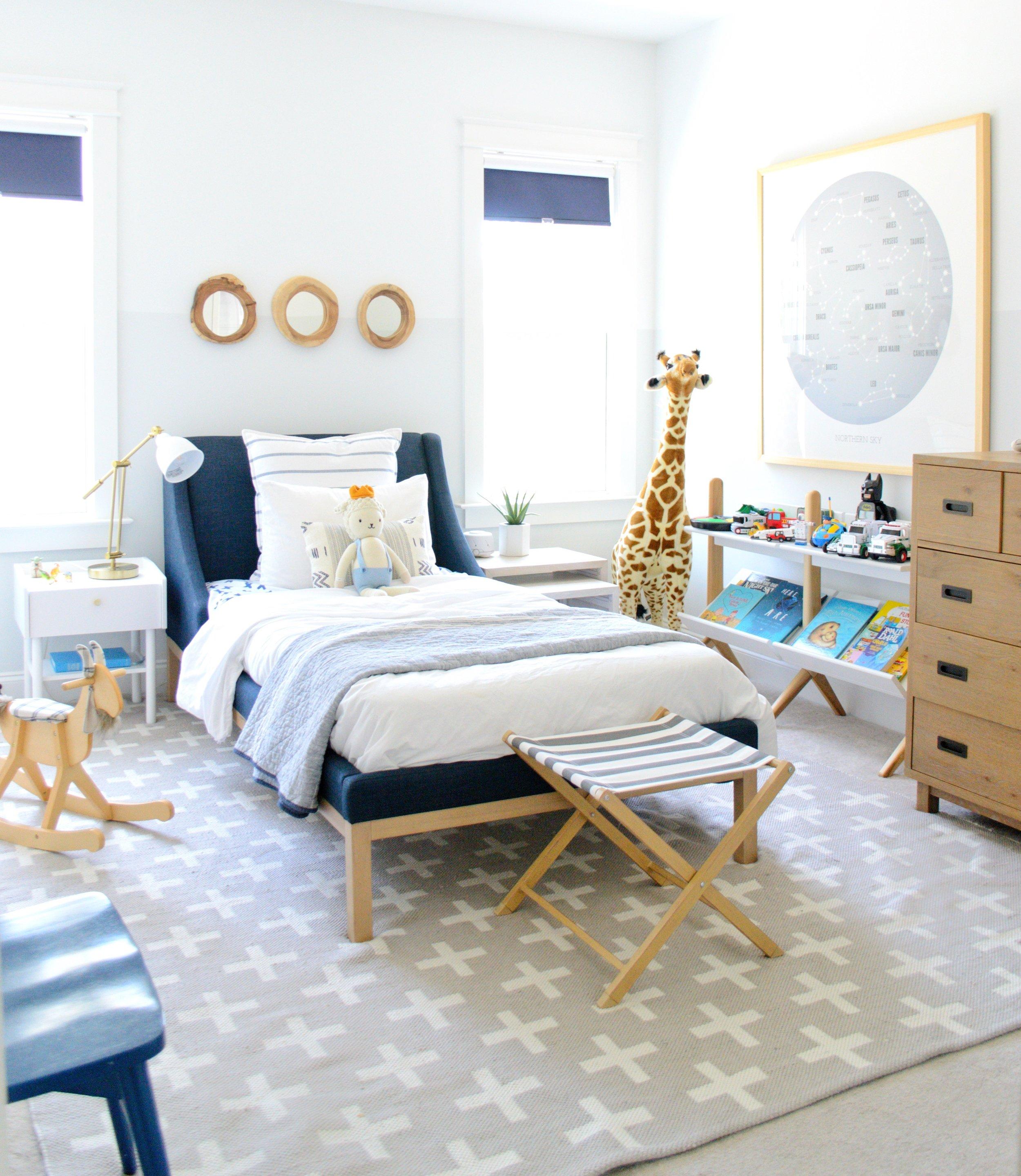Leo's Bedroom -