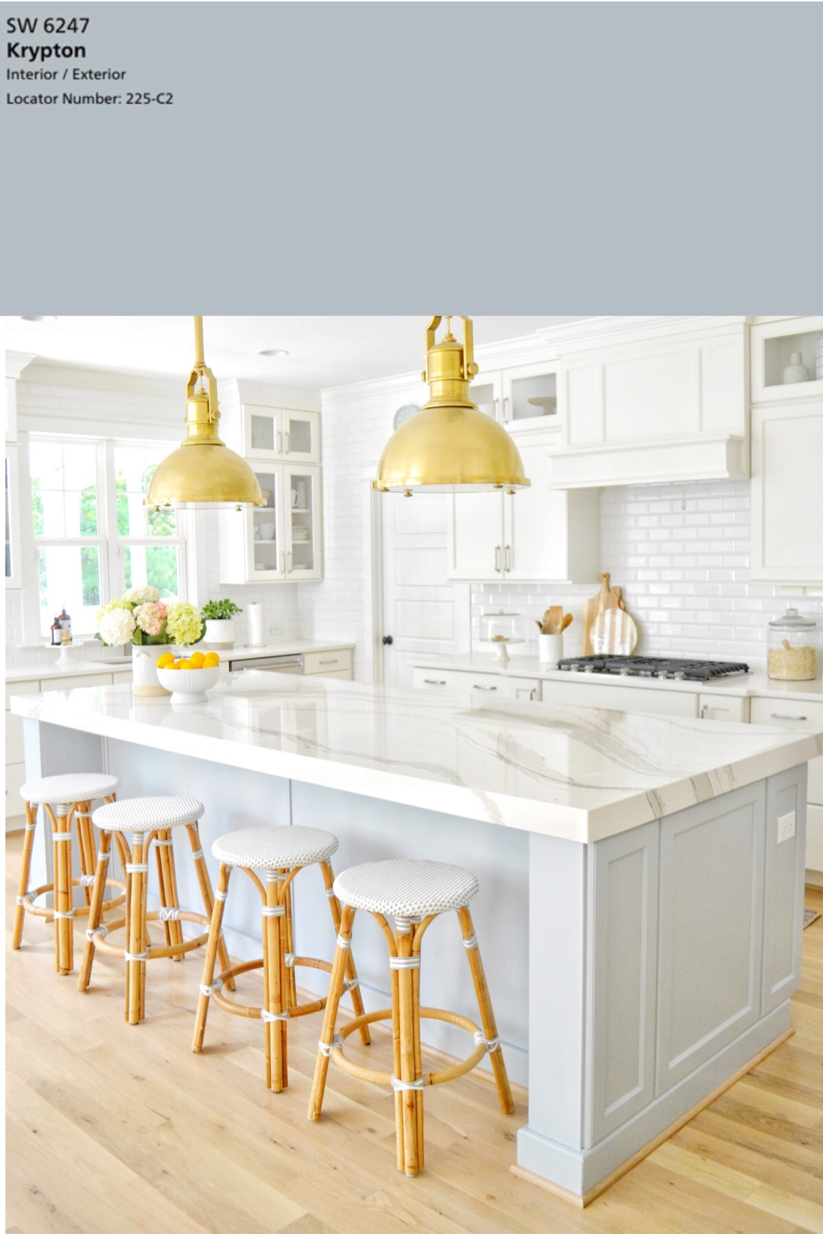 Best Paint Colors For a Light and Bright Home