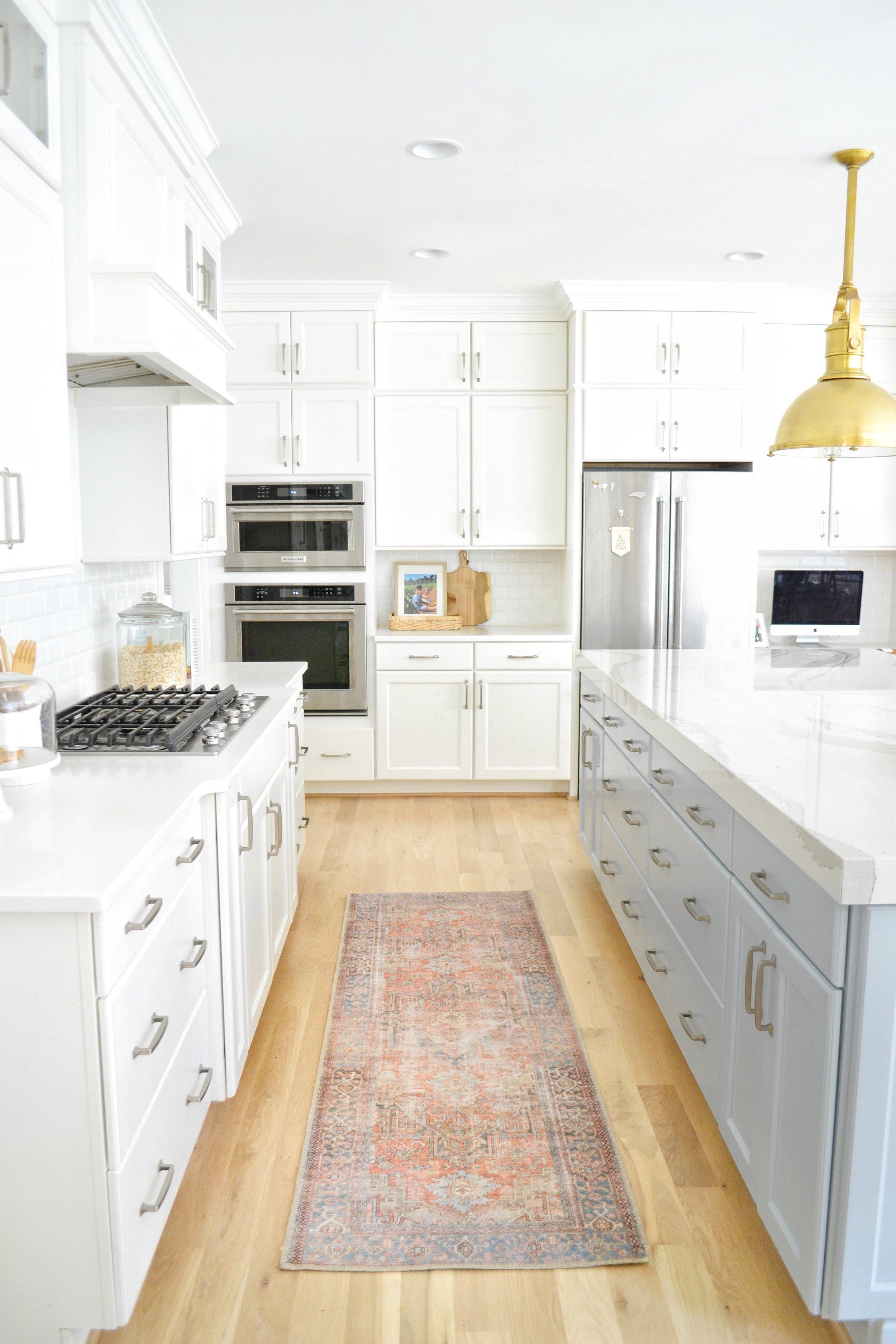 Our Coastal Kitchen Design: Home Tour