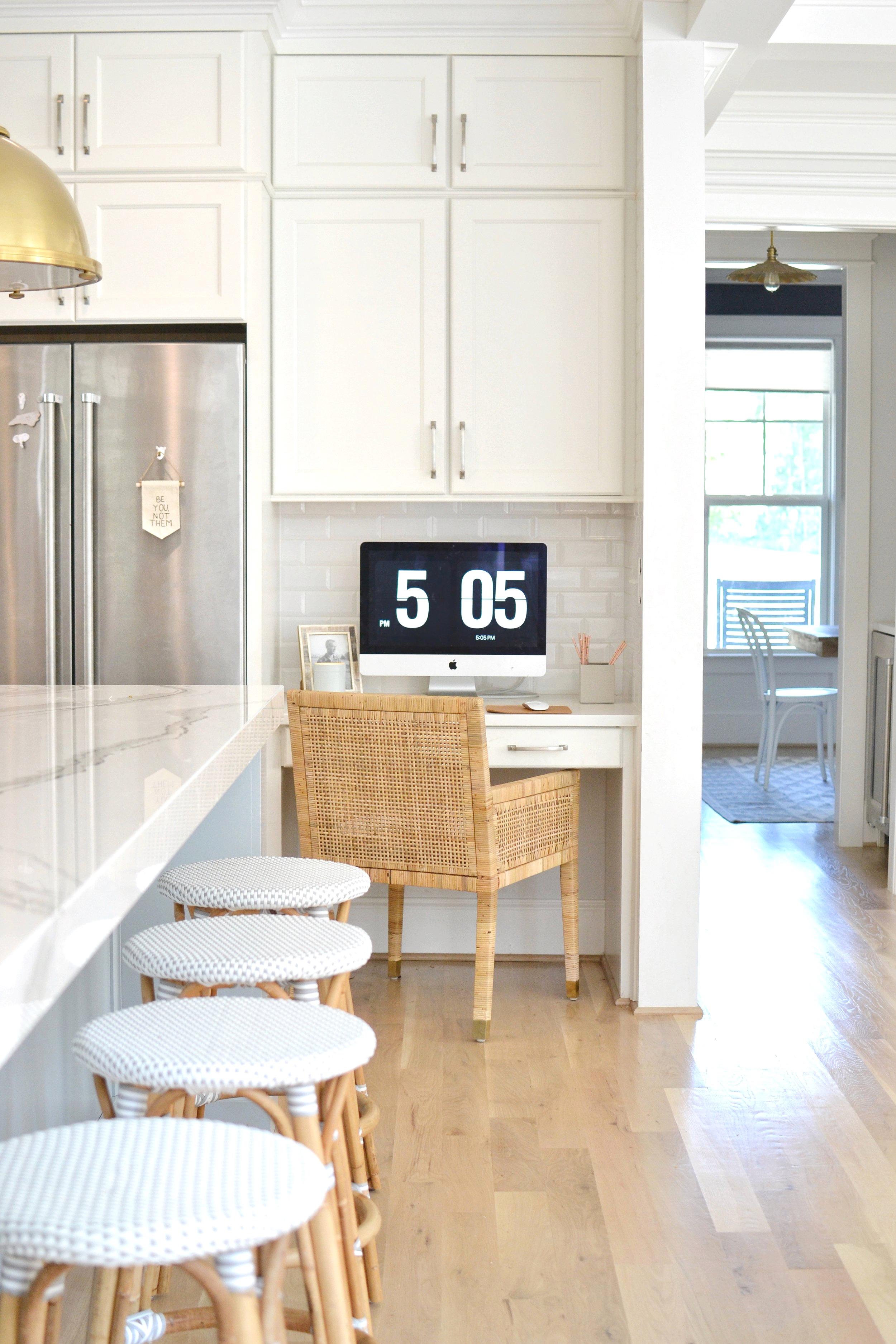 Our Coastal Kitchen Design: Home Tour!