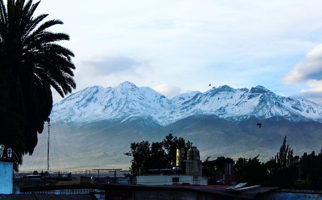 Travel blog city guide to Arequipa, Peru