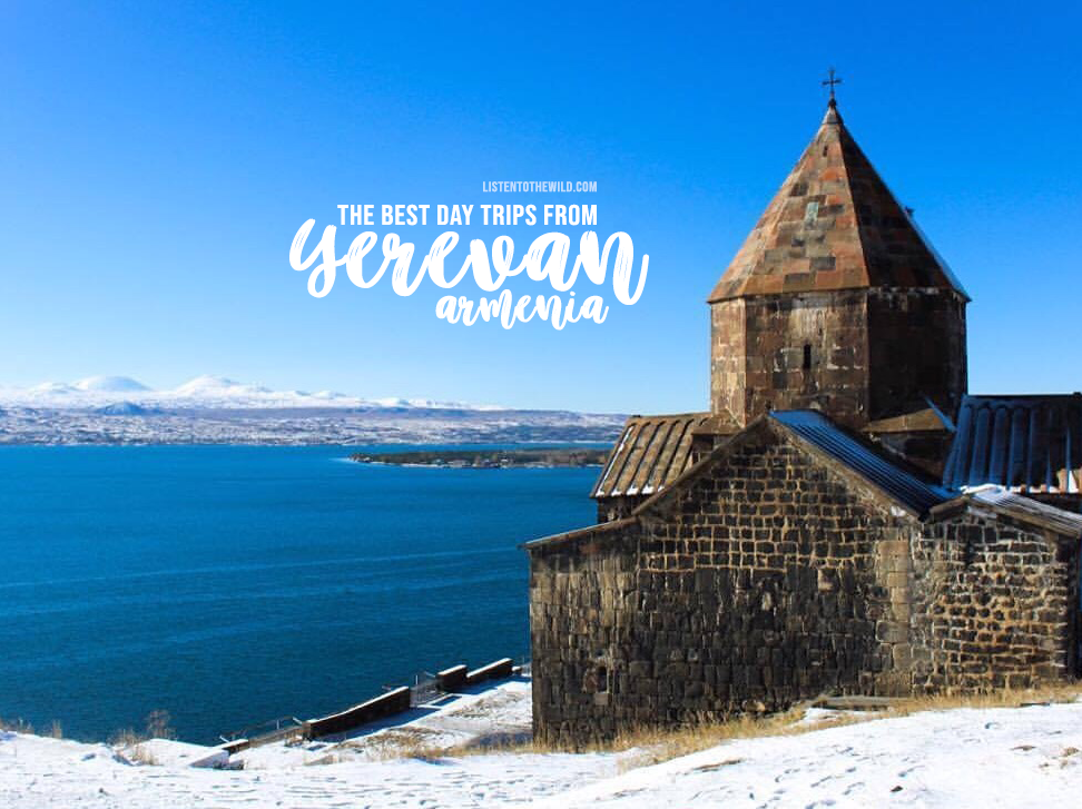 A list of all the best day trips from Yerevan, the mountains, lakes, castles and churches of rural Armenia