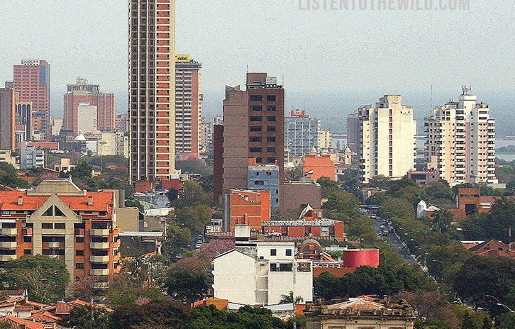 Travel blog city guide to Asuncion, Paraguay. Safety solo female traveller Paraguay