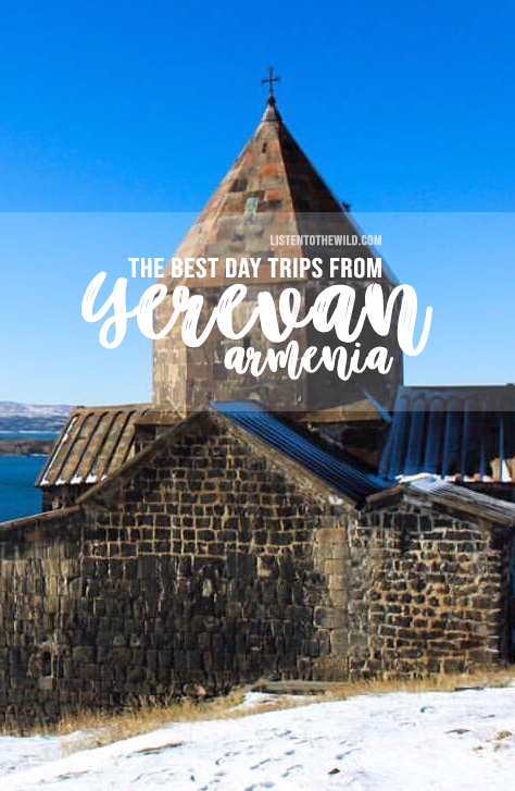 Travel blog guide to day trips to take from Yerevan, Armenia