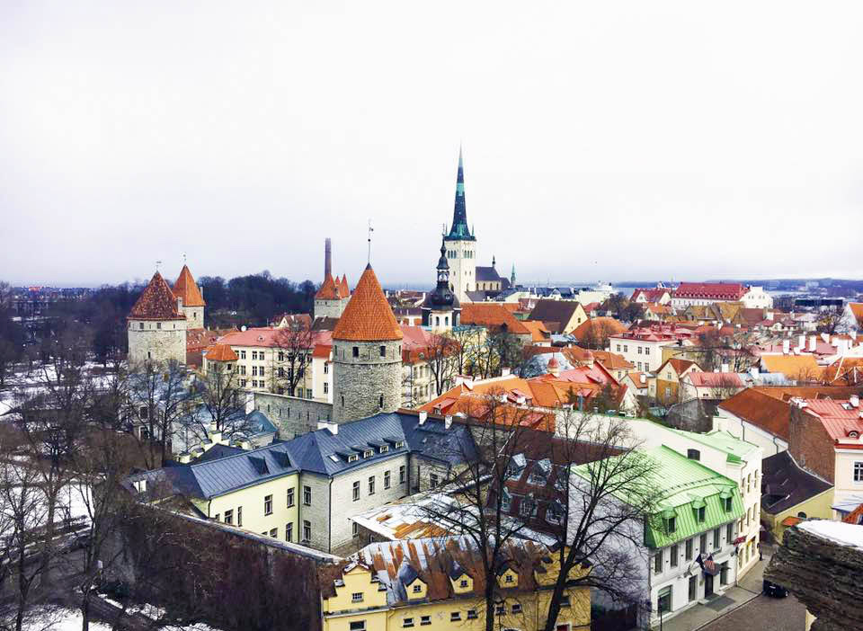 Travel blog guide to the Baltics, Latvia, Estonia, Riga, Tallinn