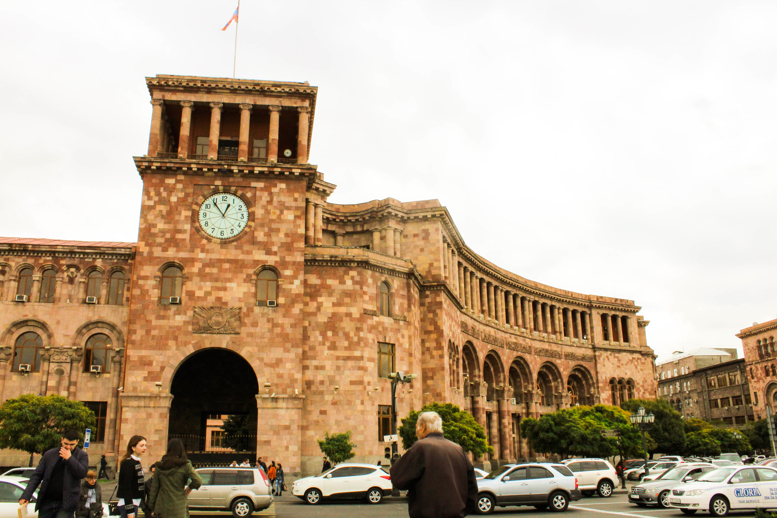 Travel blog guide to Armenia, Yerevan