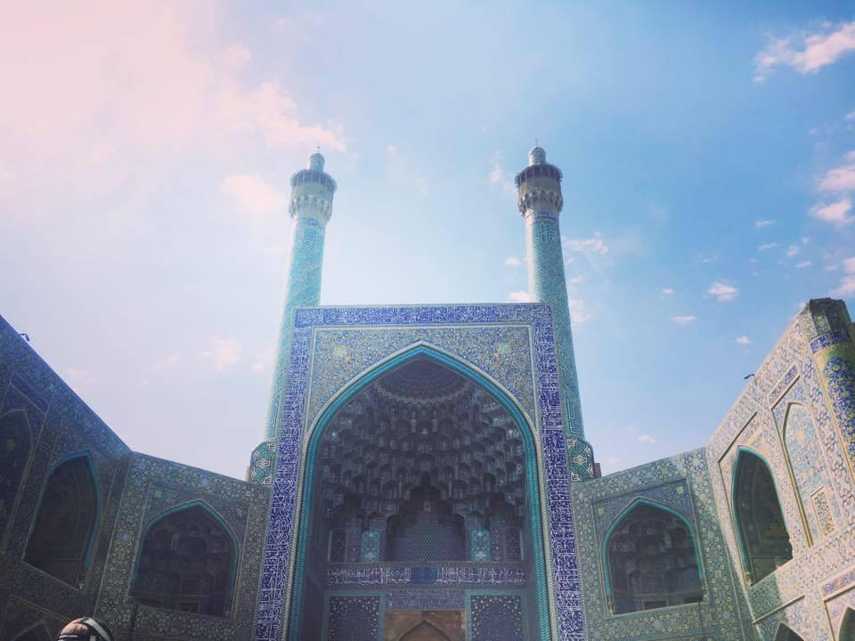 Travel blog guide to Iran. Isfahan, Tehran, Shiraz, Qom, Kashan, Mashhad