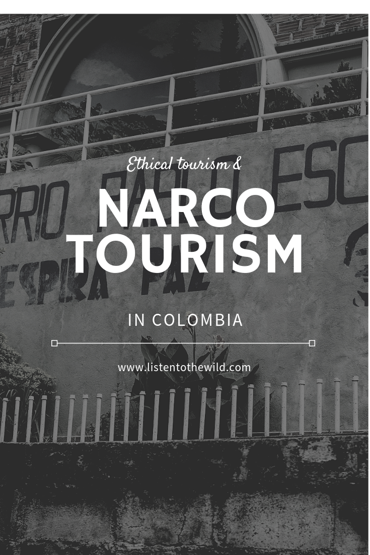 Should you visit the narcotourism spots in Medellin, Colombia?