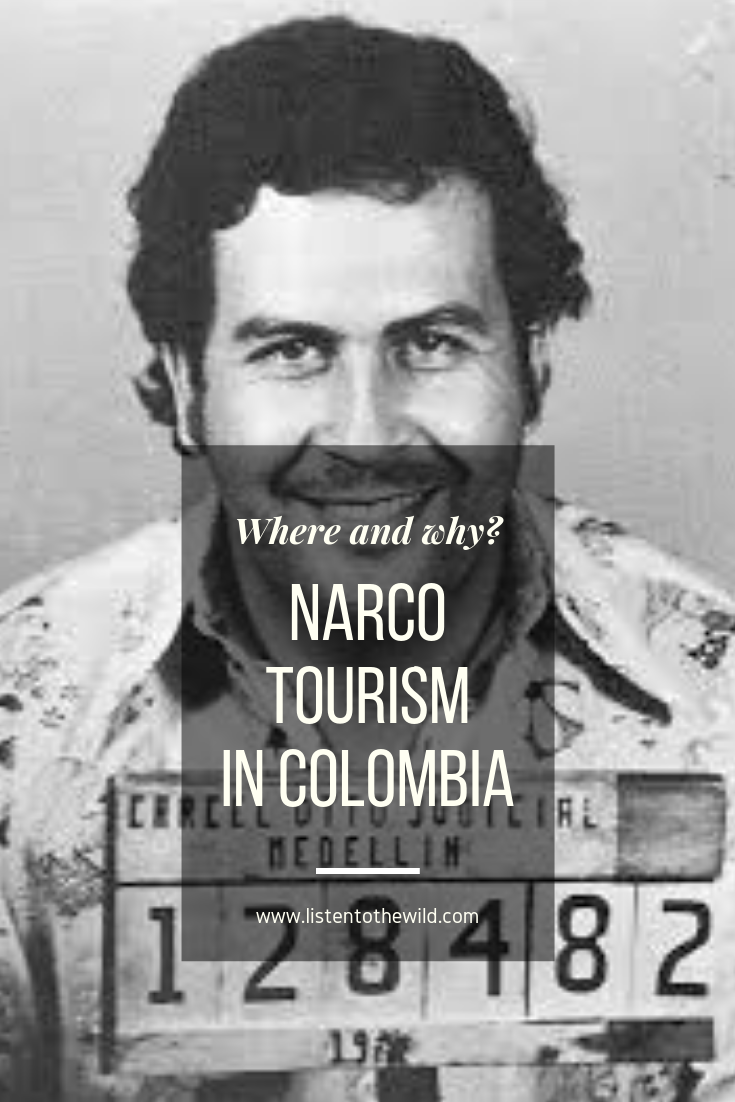 How to partake in narcotourism while visiting Colombia