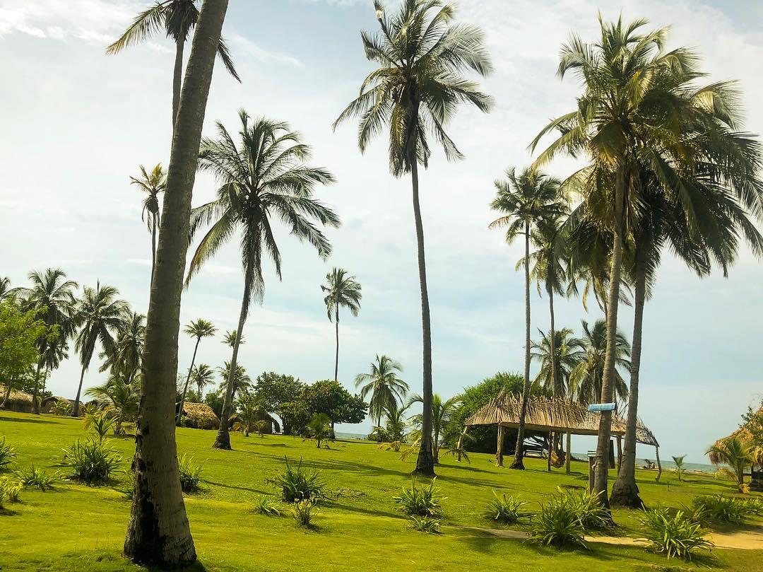 Isla Mucura, hostel Isla Mucura, Colombian island