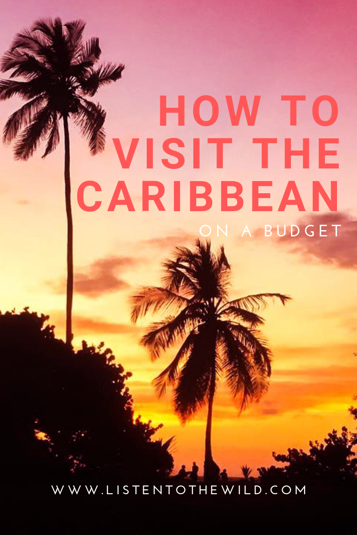 How to visit the Colombian Caribbean on a budget - budget travel in the Caribbean