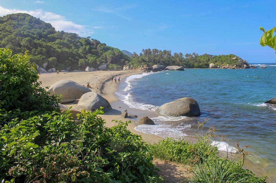 Visit Tayrona National Park, Parque Tayrona, travel blog