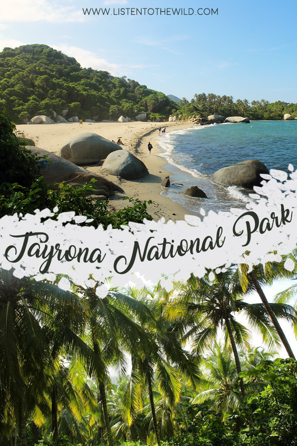 How to visit Tayrona National Park, Colombia