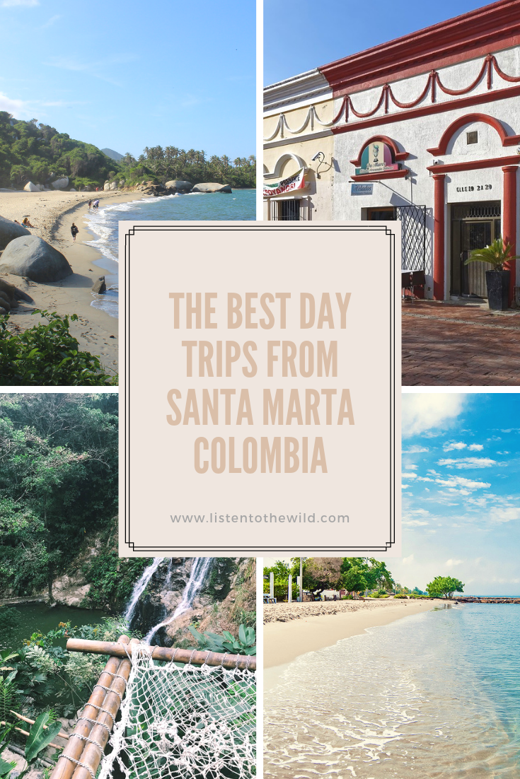 The best trips to take from Santa Marta, Colombia