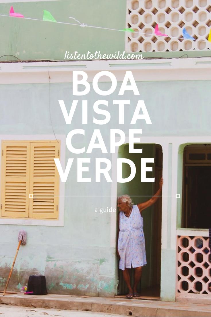 What to do in Boa Vista, Cape Verde? A guide to travelling in Cabo Verde, Boa Vista island.