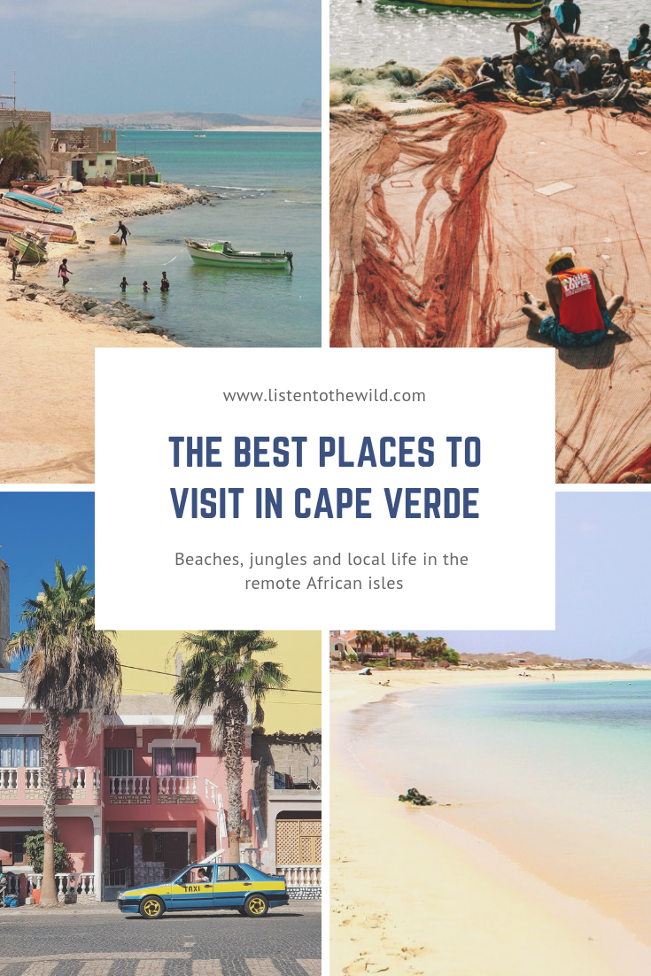 Travel blogger's guide to the best places to visit in Cape Verde.