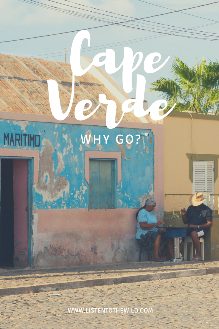 Why should you visit the African island nation of Cape Verde? Here's 9 reasons.