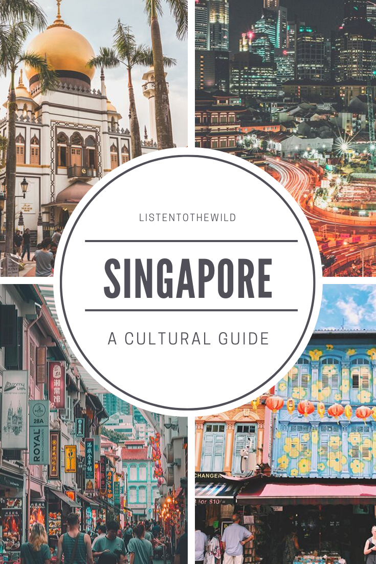 Singapore is one of the most multicultural cities on earth. Check out this guide to experiencing the best of each of their unique cultures, and learn about the history of Singapore.