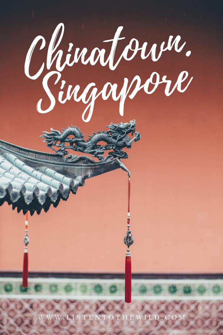 What to do in Chinatown, Singapore? A travel blog guide to history and culture in Chinatown, Singapore.